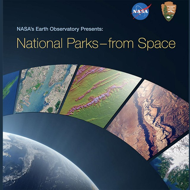 logo for NASA and the National Park Service