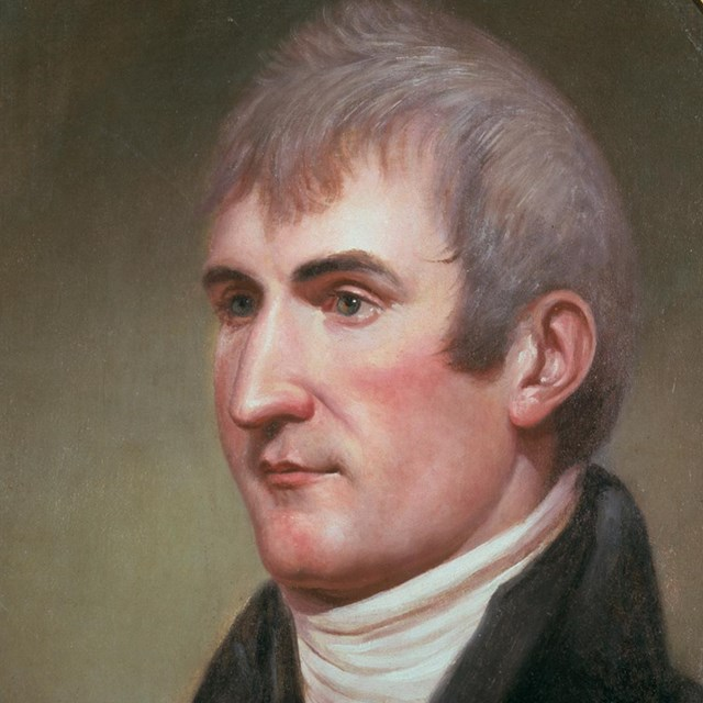 Portrait of Meriwether Lewis