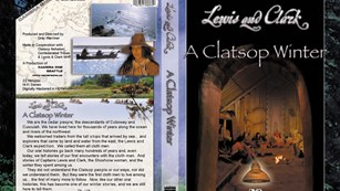 Copy of the cover to Clatsop Winter Story video.