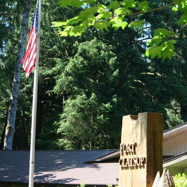 Fort Clatsop & Visitor Center
