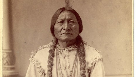 Lakota Chief Sitting Bull