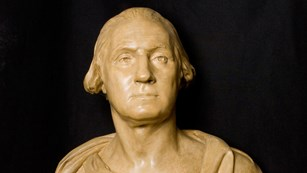 Bust of George Washington
