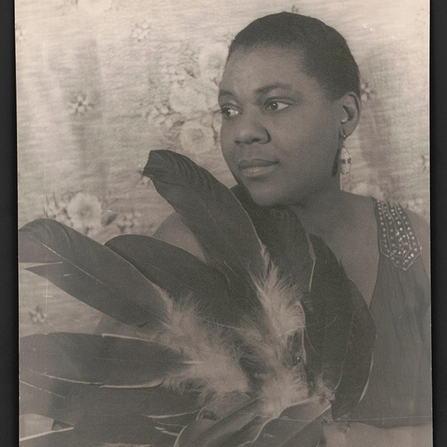 A picture of Bessie Smith