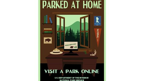 National park week graphic