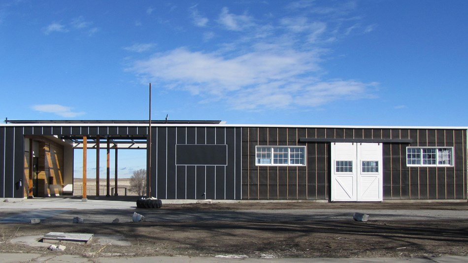 The new Visitor Center at Minidoka NHS opened February 22, 2020
