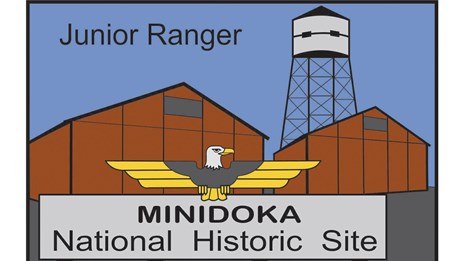 You can become a Minidoka Jr Ranger by completing a booklet.