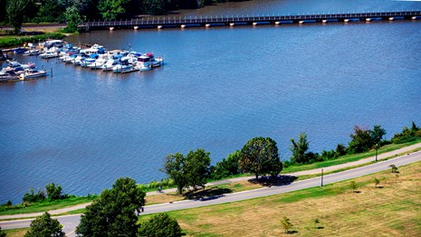 Anacostia Park Environmental Cleanup