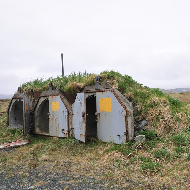 WWII Adak Island Army Base & Naval Operating Base National Historic Landmark