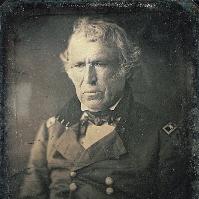 Image of General Zachary Taylor