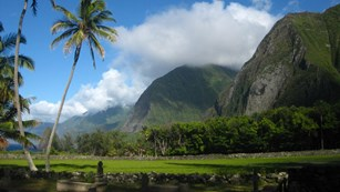 Stunning views from Kalaupapa National Park