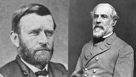 For 9.5 months, General Ulysses S. Grant faced off with Gen. Robert E. Lee at Petersburg.