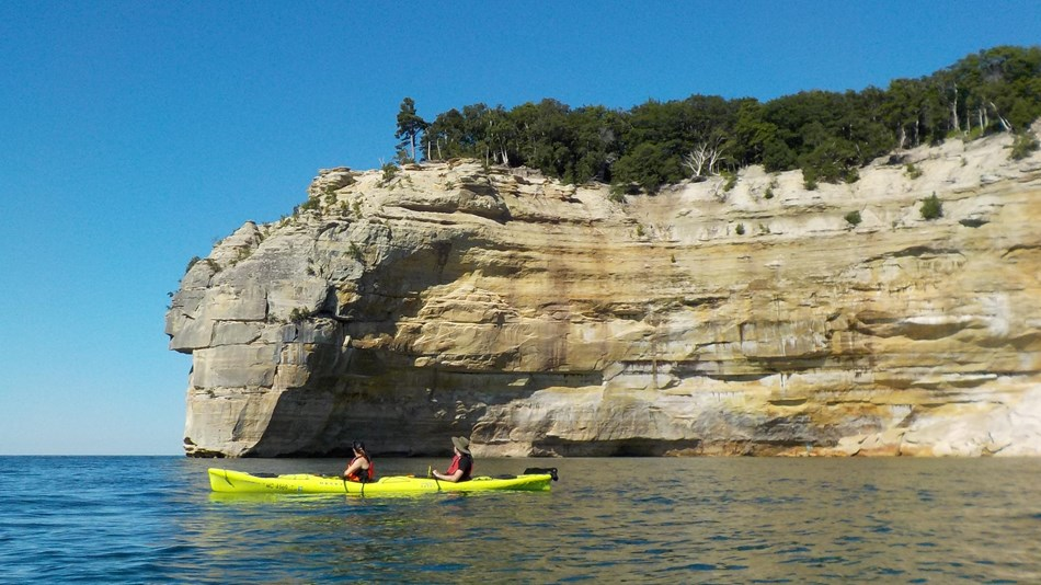 Pictured Rocks National Lakeshore (U S  National Park Service)