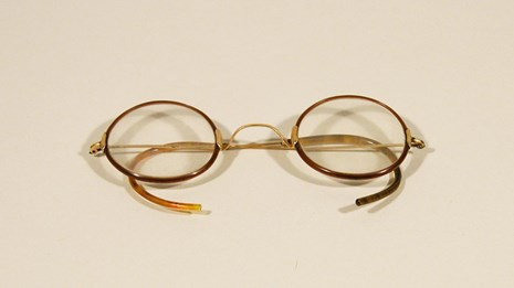 Harry Truman's glasses