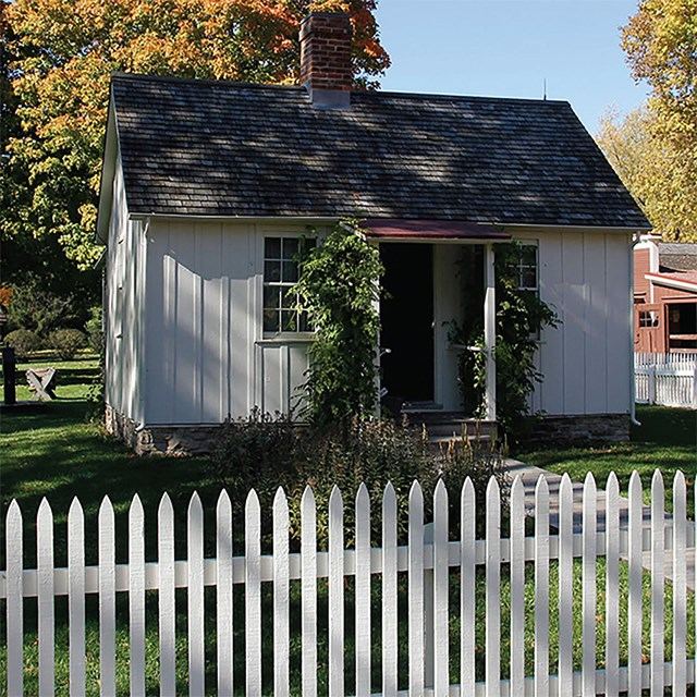 Herbert Hoover birthplace cottage