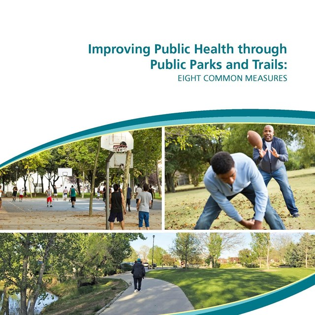 Front page of the Improving Public Health workbook