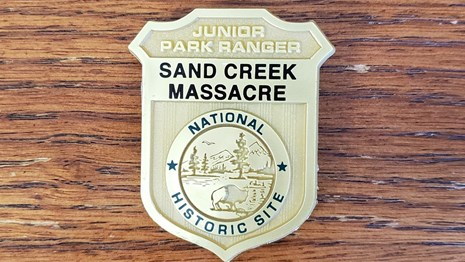 Sand Creek Macre National Historic Site (U.S. National ... on