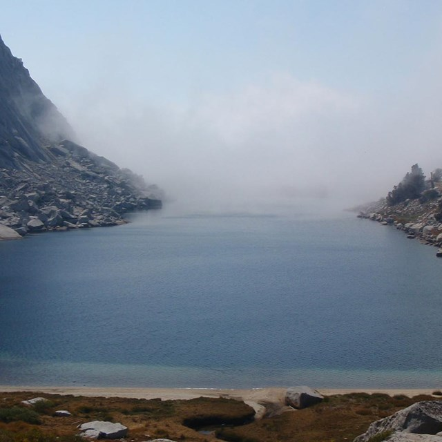 Lonely Lake, Sequoia National Park.