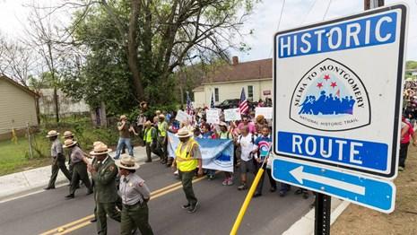 Selma to Montgomery Historic Route