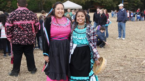 Chickasaw Heritage Festival at the Shiloh Indian Mounds