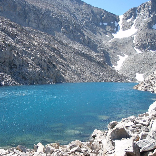 Stocking Lake, Kings Canyon National Park