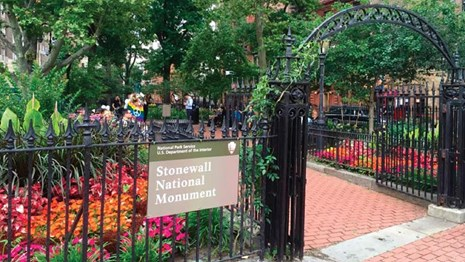 Help Plan the Future of Stonewall National Monument.