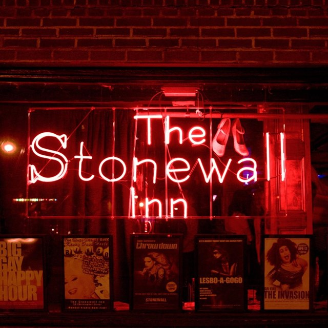 neon stonewall sign by travis wise, cc by 2.0