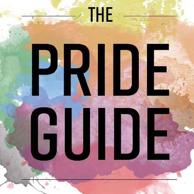 cover of the pride guide