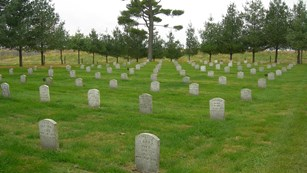 cemetery in the amana colonies