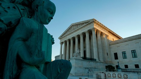 view of the US supreme court