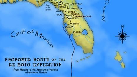 Florida Shipwrecks Map.Travel Florida Shipwrecks U S National Park Service