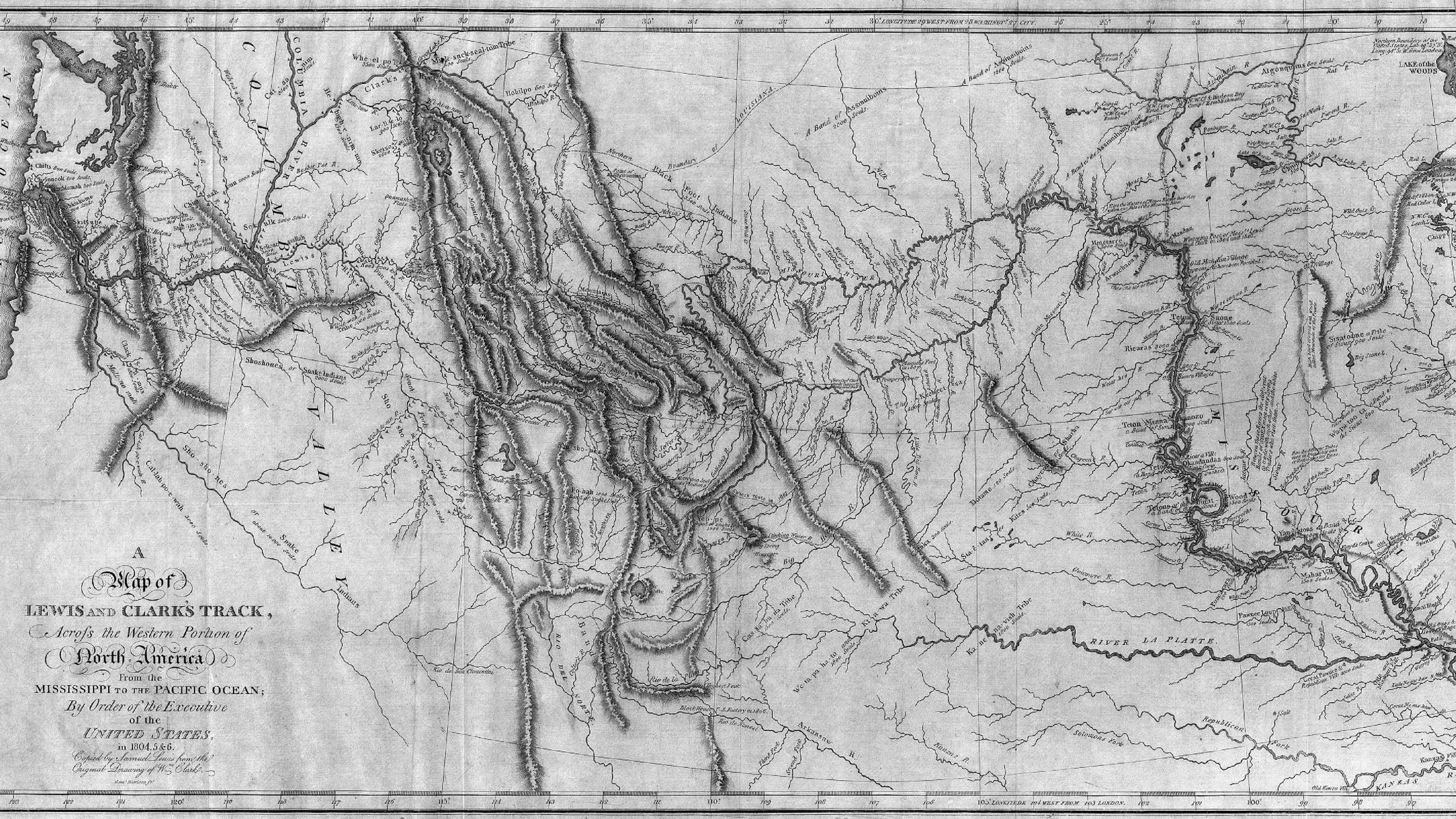 graphic relating to Lewis and Clark Printable Map named Drive the Lewis and Clark Expedition (U.S. Nationwide Park