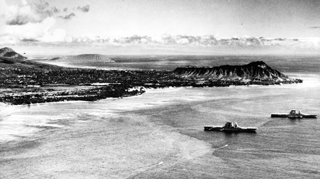 Learn about all the key military sites on Oah'u, Hawai'i.