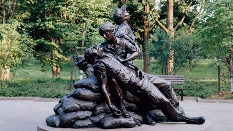 Photo of Vietnam Women's Memorial