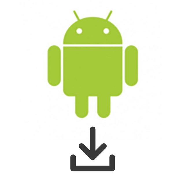 Android download logo