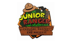 Jr Ranger Camp Logo