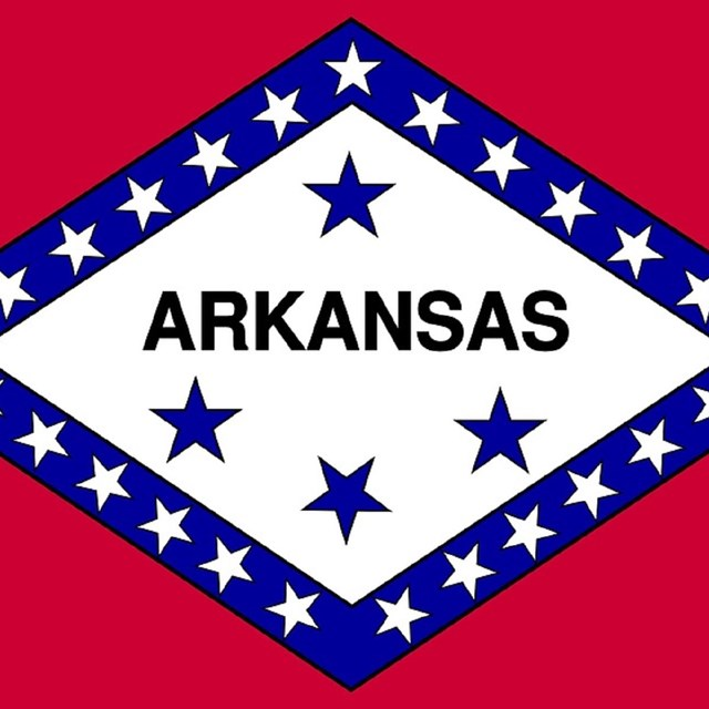 State flag of Arkansas, CC0