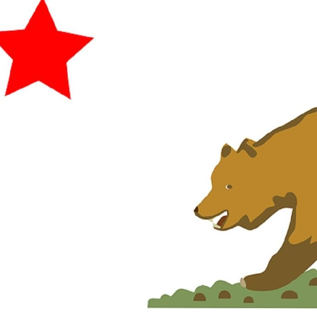 State flag of California, CC0