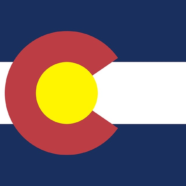 State flag of Colorado, CC0