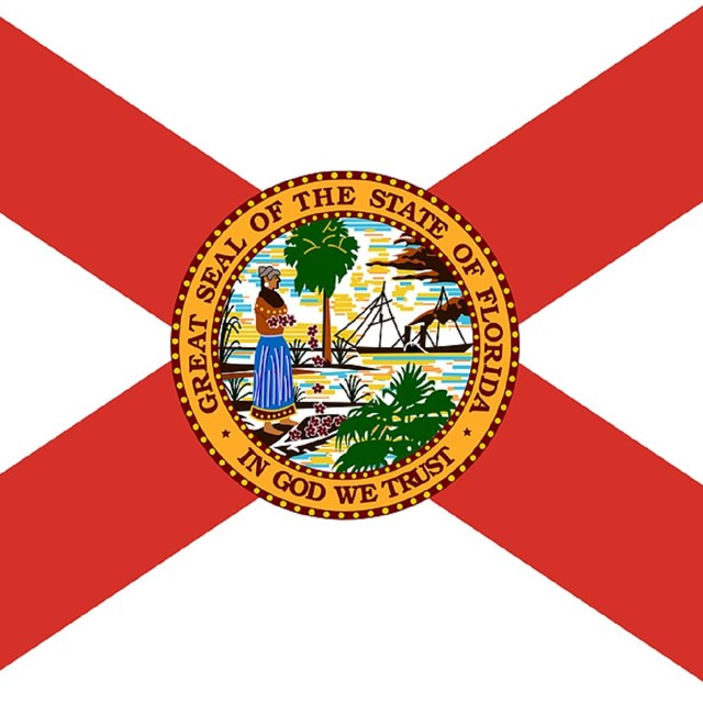 State flag of Florida, CC0