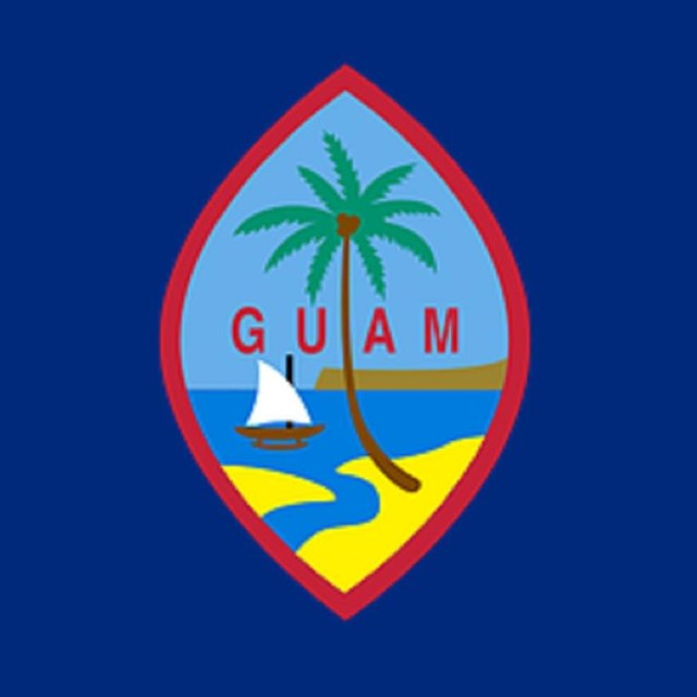 Flag of Guam, CC0