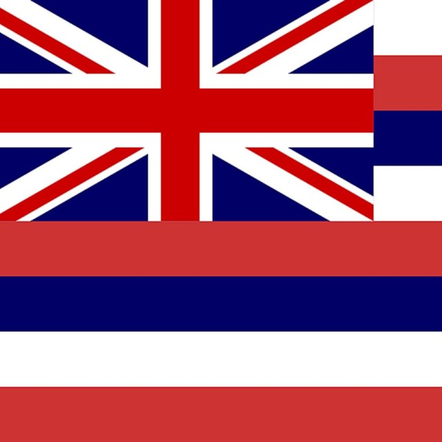 State flag of Hawai'i, CC0