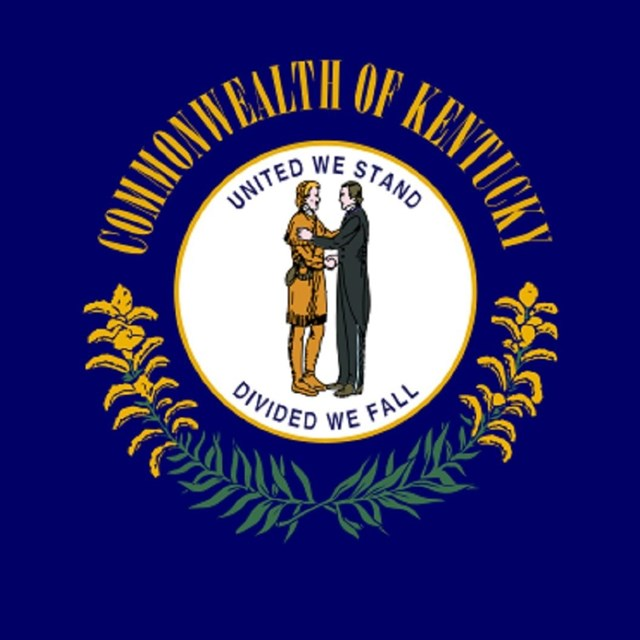 State flag of Kentucky, CC0