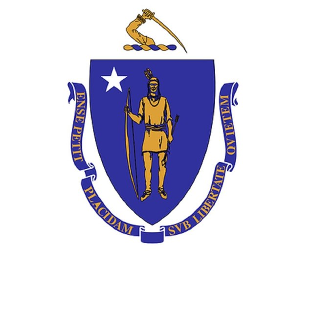 State flag of Massachusetts, CC0