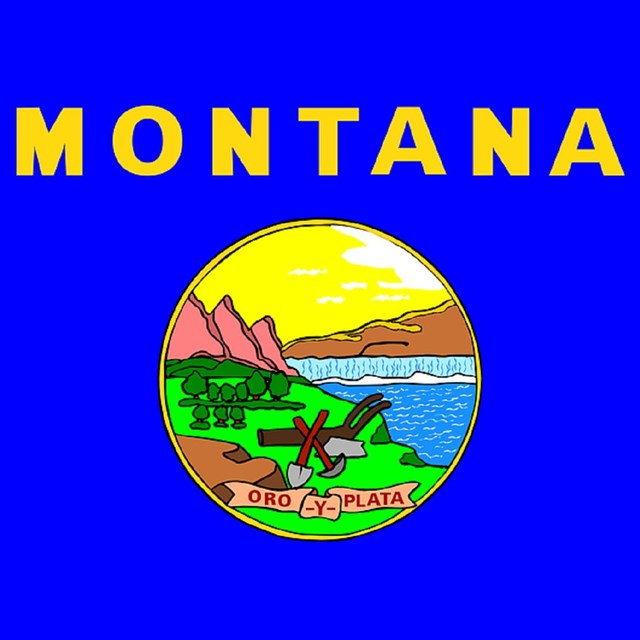 State flag of Montana, CC0