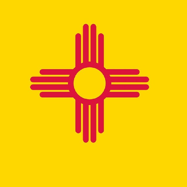 State flag of New Mexico, CC0