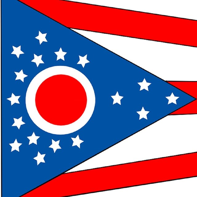 State flag of Ohio, CC0