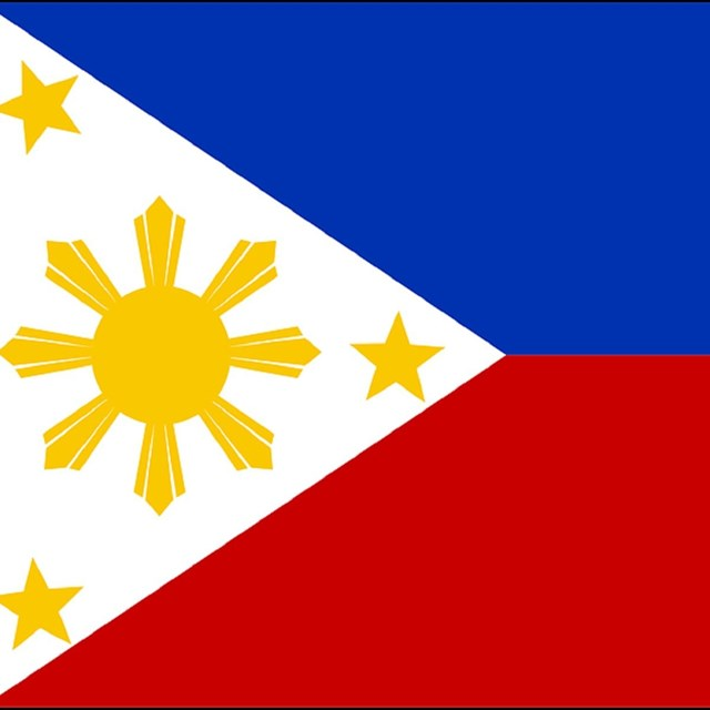 Flag of the Philippines, CC0.