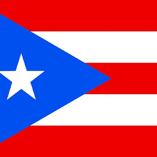 Flag of Puerto Rico, CC0