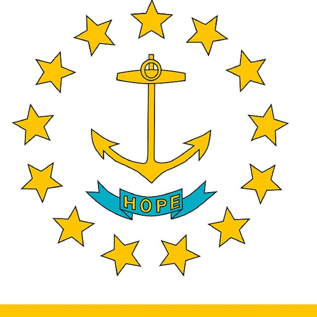 State flag of Rhode Island, CC0