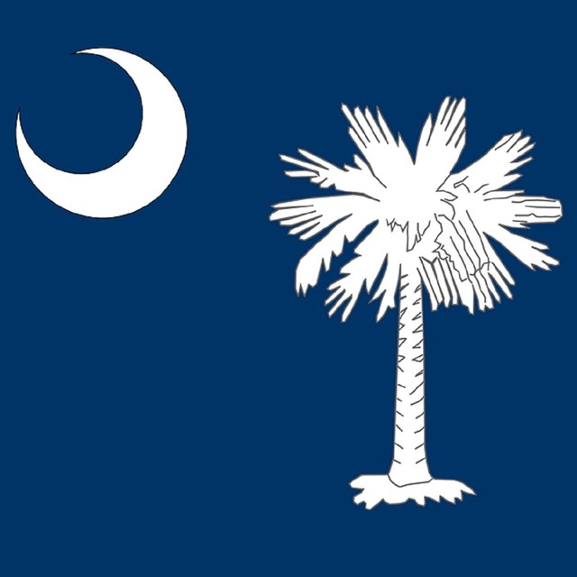 State flag of South Carolina, CC0